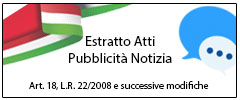 Estratto Atti Pubblicità